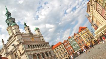 Szlak Piastowski - Poznań: Rynek i Zamek Królewski - zdjęcie