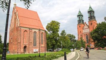Szlak Piastowski - Poznań: Ostrów Tumski, Genius Loci i Brama Poznania - zdjęcie