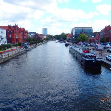 Bydgoszcz  -to nasza Wenecja Bydgoska