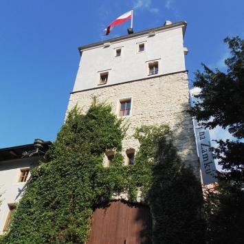 Zamek w Korzkwi - zdjęcie