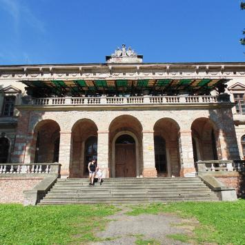 Zamek w Pilicy - zdjęcie