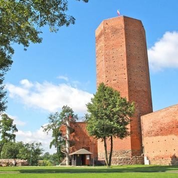 Mysia Wieża w Kruszwicy - zdjęcie