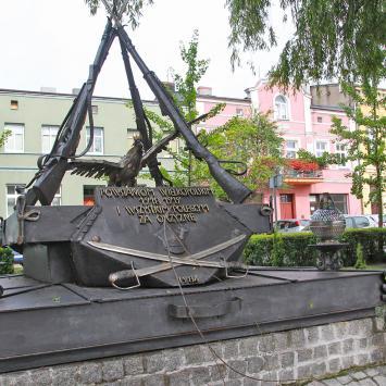 Pomnik Powstańców w Pobiedziskach