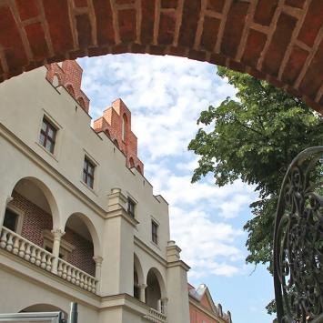Zamek Przemysła, Anna Piernikarczyk