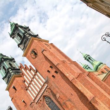 Ostrów Tumski w Poznaniu - zdjęcie