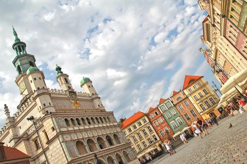 Poznań Ratusz