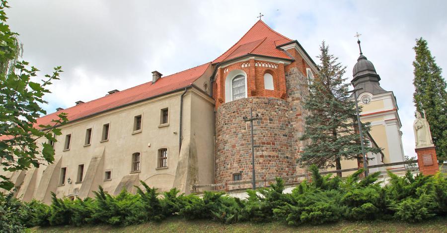 Klasztor w Mogilnie - zdjęcie