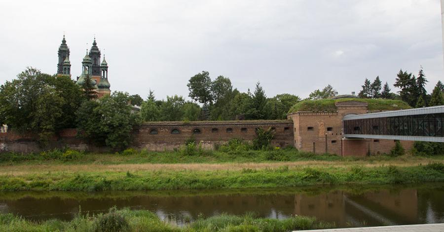 Śluza Katedralna w Poznaniu - zdjęcie