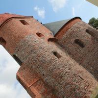 Romańska Rotunda w Strzelnie