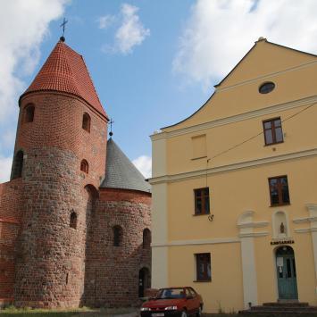 Rotunda Św. Prokopa w Strzelnie - zdjęcie