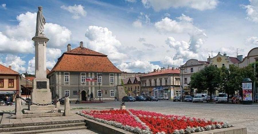 Przez Kraków, Bochnię, Rzeszów do Jarosławia, marcin201455 Mazgaj