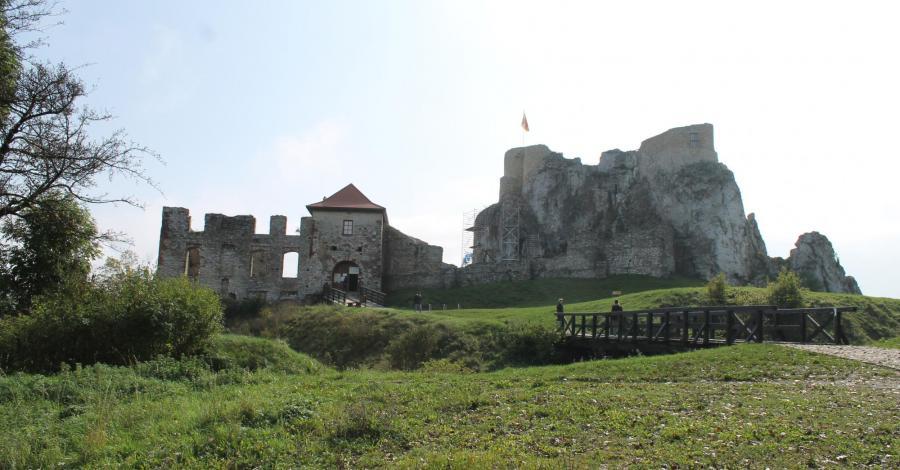 Zamek Rabsztyn, Sławek Drawski