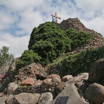 Golgota w Licheniu - zdjęcie