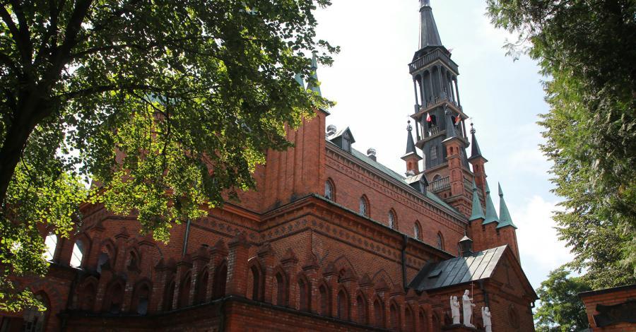 Kościół Św. Doroty w Licheniu Starym - zdjęcie