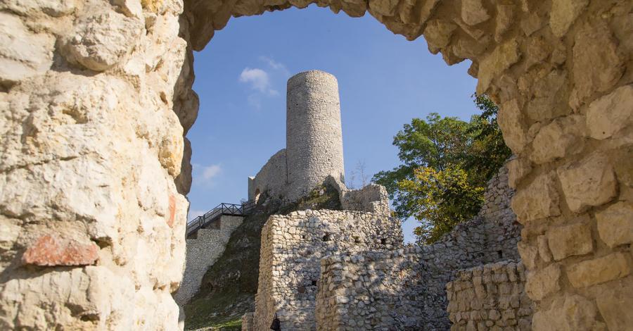 Zamek Pilcza w Smoleniu - zdjęcie