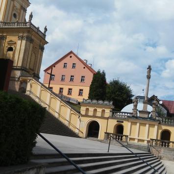 W Wambierzycach i Ratnie Dolnym   - zdjęcie