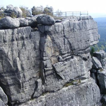 Korona Gór Polski - Szczeliniec Wielki - zdjęcie