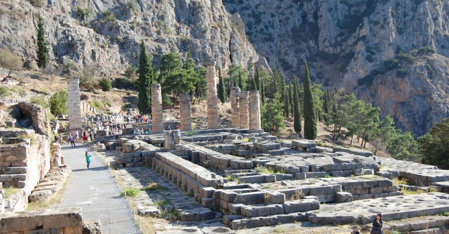 Grecja Środkowa - zdjęcie