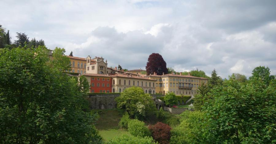 Majówka 2017 - Bergamo, allie