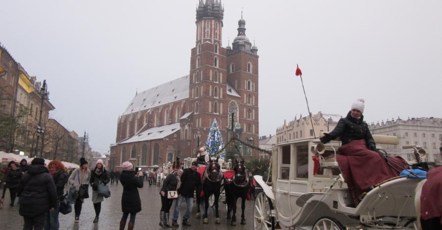 Kraków w pigułce-Jarmark Bożonarodzeniowy, marian