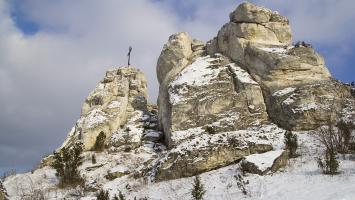 Jasna Góra, Olsztyn i Zrębice - zdjęcie