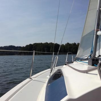 Wycieczka 4-dniowa po jeziorze Solina - zdjęcie