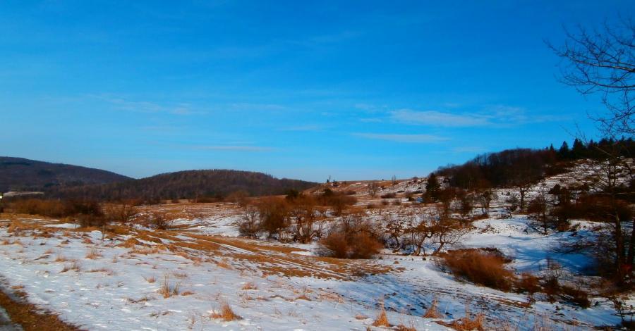 Jaworzyna Konieczniańska - zimowe wejście :) - zdjęcie