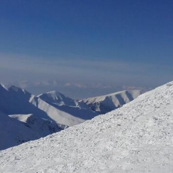Kondracka Kopa.Pierwszy dwutysięcznik zimą - zdjęcie