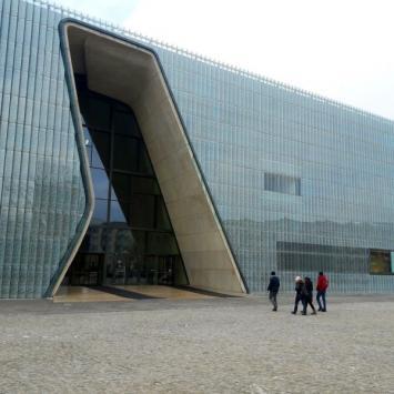 Warszawa - muzeum Polin