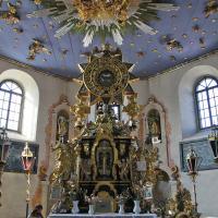 Kaplica w kościele