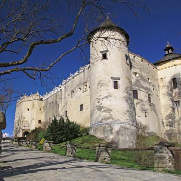 Zamek w Niedzicy - zdjęcie