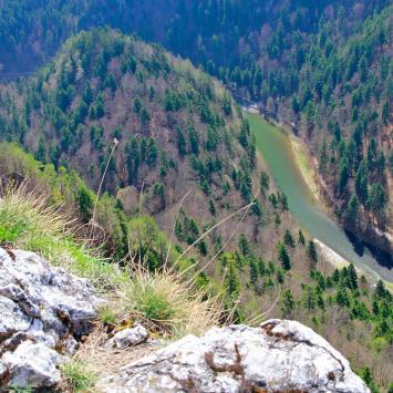 Dunajec z Sokolicy, Anna Piernikarczyk