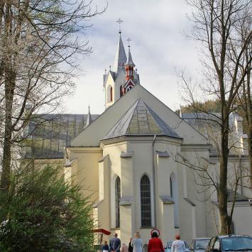 Kościół w Szczawnicy, Anna Piernikarczyk