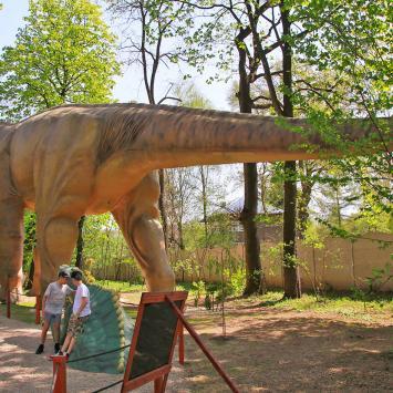 Zatorland - premiera największego ruchomego dinozaura na świecie