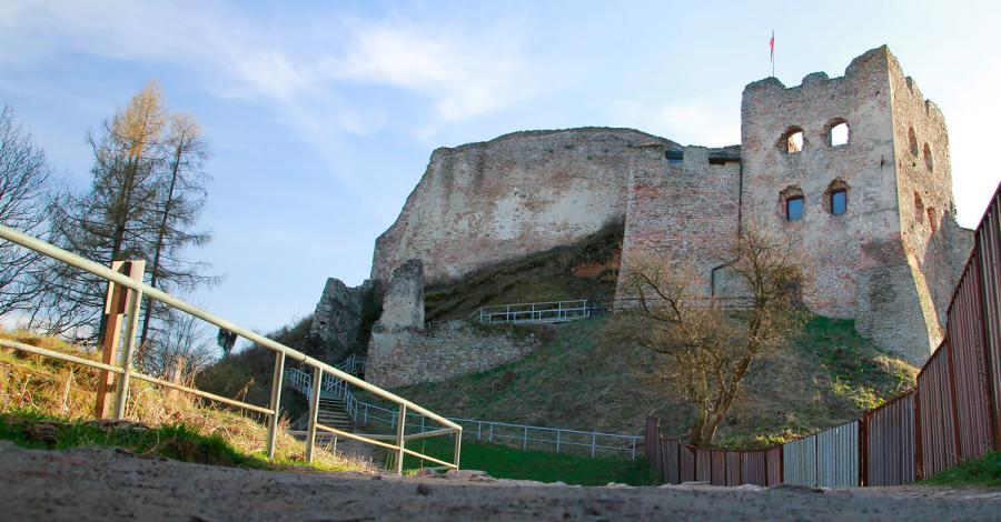 Zamek w Czorsztynie - zdjęcie