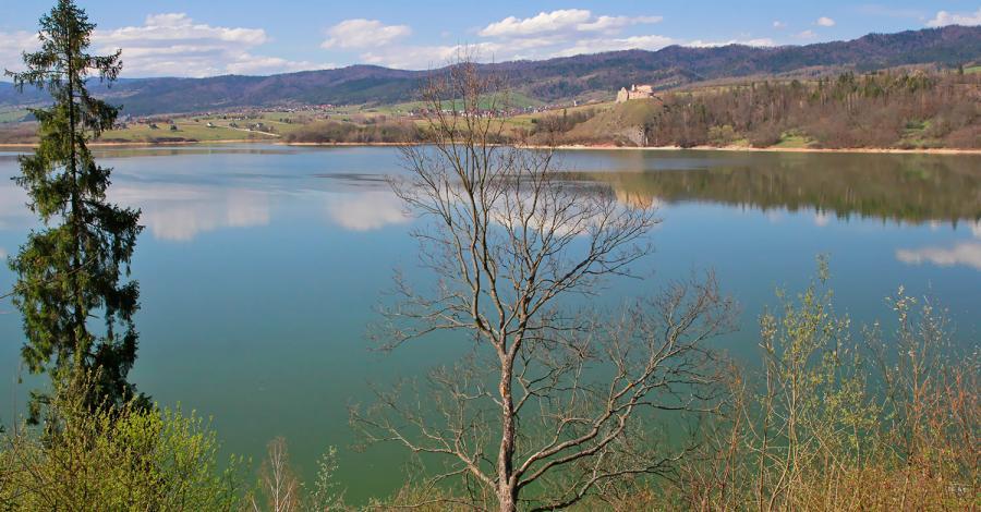 Jezioro Czorsztyńskie - zdjęcie