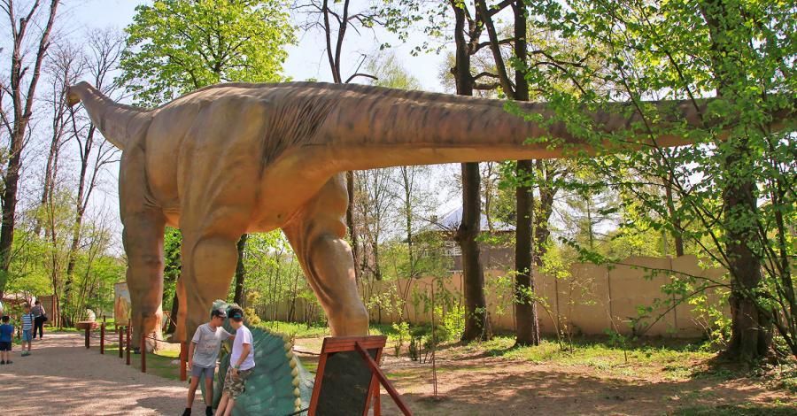 Zatorland - premiera największego ruchomego dinozaura na świecie - zdjęcie