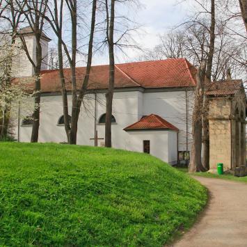 Kościół Św. Jana w Dobczycach