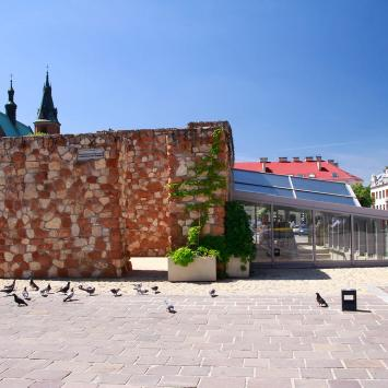 Mury Ratusza w Olkuszu