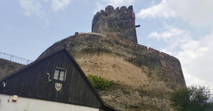 Zamek w Bolkowie - zdjęcie