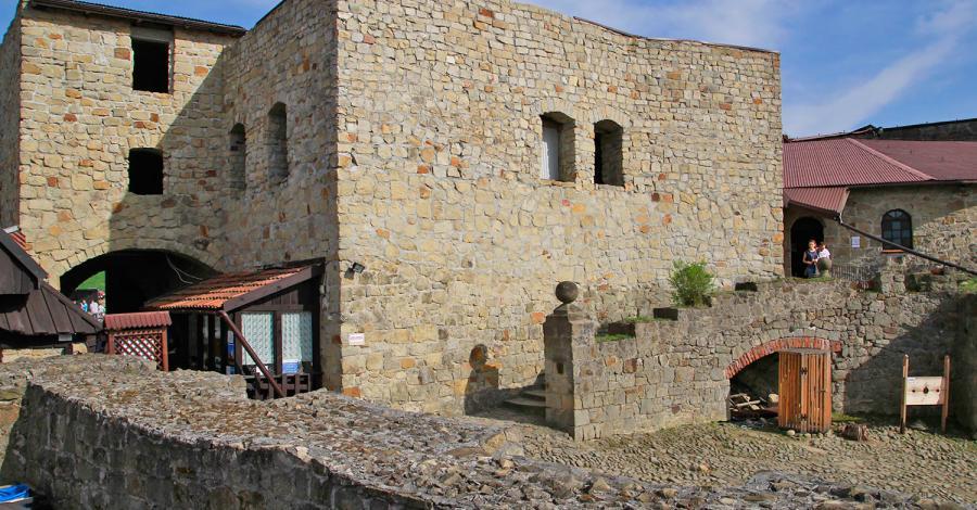 Zamek w Dobczycach - zdjęcie