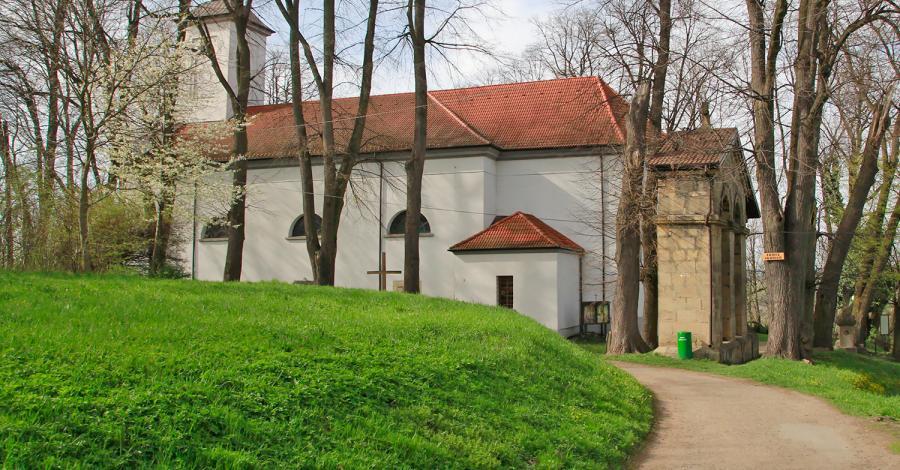 Kościół Św. Jana w Dobczycach - zdjęcie