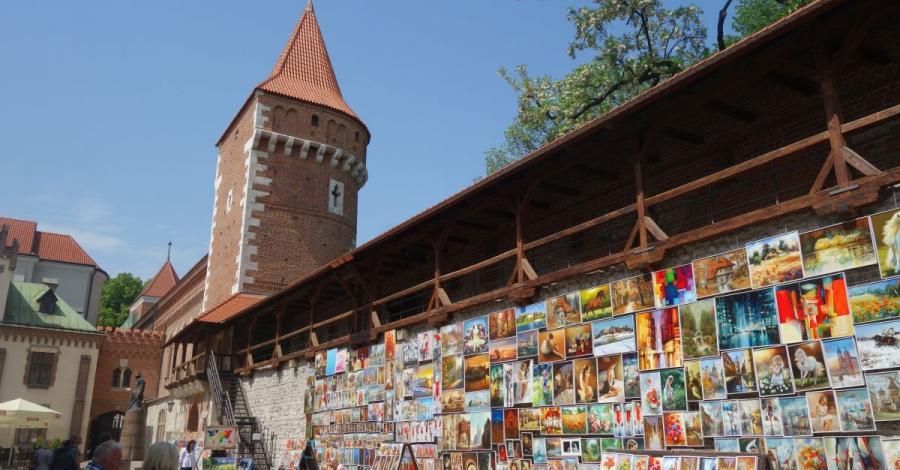 Przelotem w Krakowie - zdjęcie