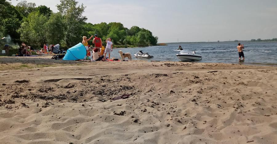 Jezioro Dzierżno Duże - zdjęcie