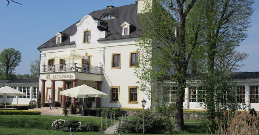 Staniszów-Góra Witosza-Pałac na wodzie-Pałac Staniszów, marian