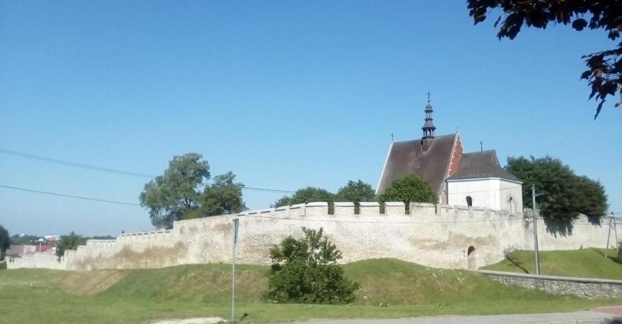 Szydłów, Chańcza - zdjęcie