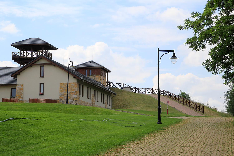 Śląski Ogród Botaniczny w Mikołowie - Ogród Żółty