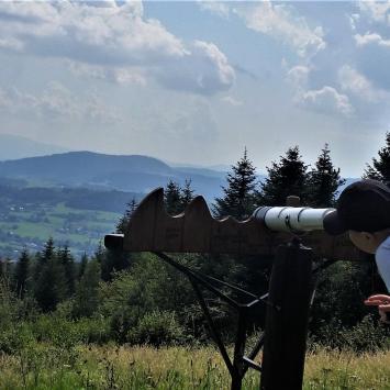 Limanowa - Mordarka - Łysa Góra