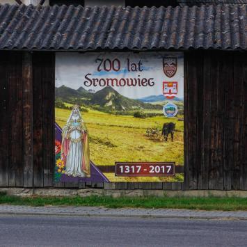 Tydzień Pieniński cz.2 - Zamczysko ... Sromowce Wyżne ... Dunajec