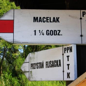 Tydzień Pieniński cz.4 - ... Macelak - Kozia Góra ...
